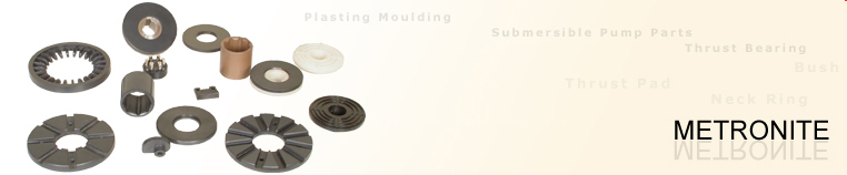 Manufacturers and Expoters of Bush,ThrustBearing, Thrust Pad .